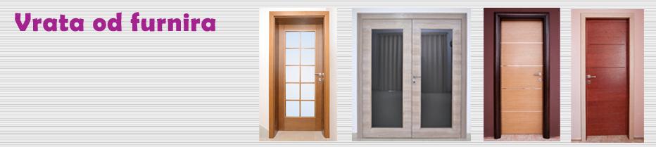 Vrata od furnira